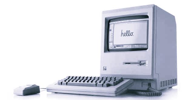 Le premier Macintosh
