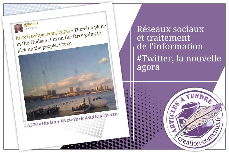 Réseaux sociaux : A320 en baie d'Hudson, une nouvelle ère de communication