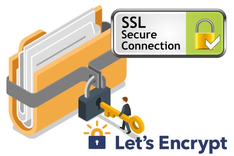 Let's Encrypt changer de certificat de sécurité MAC