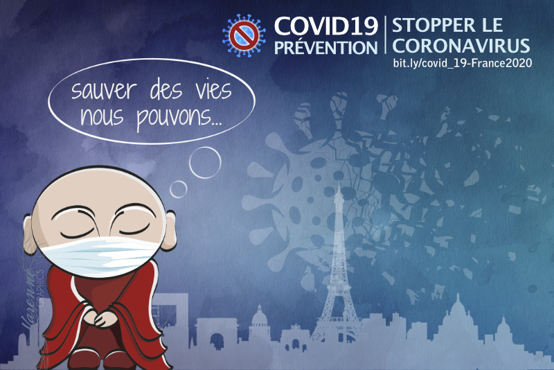Informations et documents sur le Covid 19