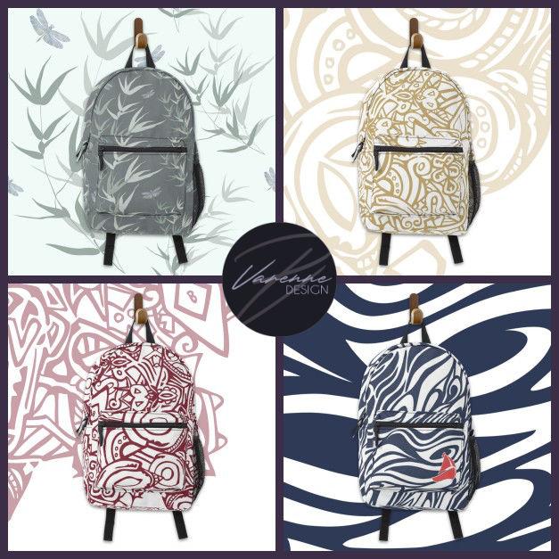 Design Collection - Sacs à dos - Varenne Design