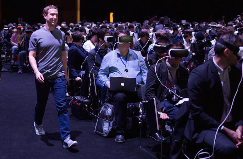 Facebook dans la ligne de mire