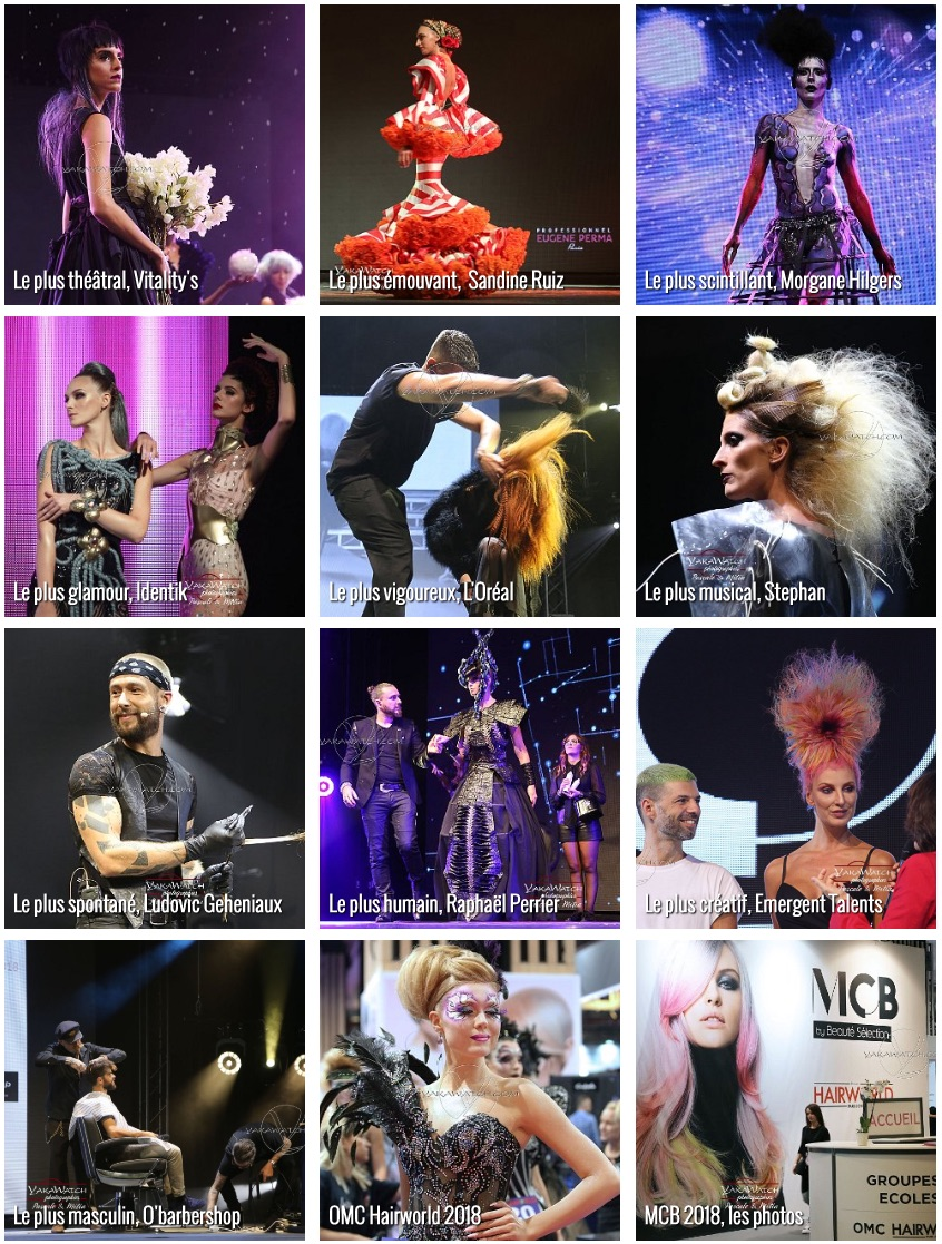 Shows du mondial de la coiffure Paris 2018 - Ma Plume Webmag