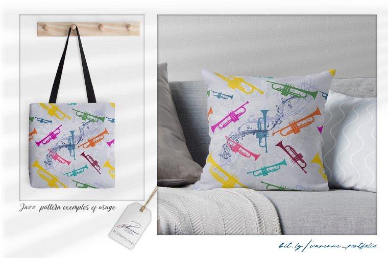 Jazz Pattern - Varenne Design
