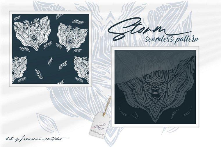 Surface pattern ~ Varenne Design Création